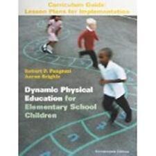Dynamic Physical Education for Elementary School Children, Books a la Carte Plus