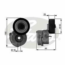 Aux Belt Tensioner T38440 Gates Drive V-Ribbed 51821653 55185074 4708770 Quality