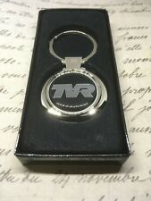 Chrome Keyring With Printed TVR Logo Tuscan Grittith Speed 6 Chimera