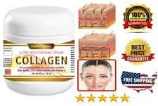 COLLAGEN & ELASTIN SKIN CREAM Firming Face Care Anti Aging Wrinkle Beauty 4oz