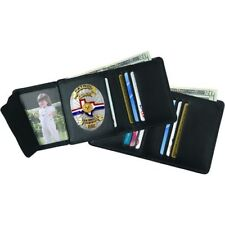 Hidden Badge Wallet Oval - Strong Holster Co 79520, Police Equipment Duty Gear