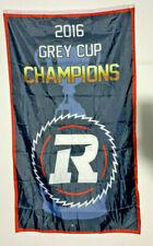 Ottawa Red Blacks flag 3X5'