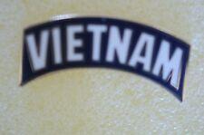 US USA Vietnam Veteran Viet Nam Tab Military Hat Pin