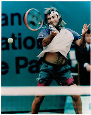 Andre Agassi Vintage 8x10 Photograph