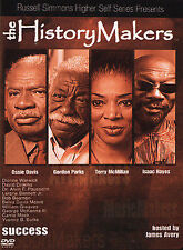 The History Makers: Success (DVD, 2005) NEW SEALED