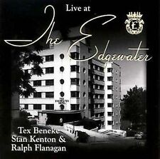 NEW Live at The Edgewater (Audio CD)