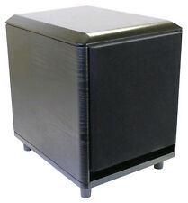 "NEW 10"" Powered Subwoofer Speaker.Home Theater Sound Active Amplified Bass.Sub."