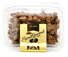 SweetGourmet Milk Chocolate Covered Gummi Bears by Koppers, 1Lb FREE SHIPPING!