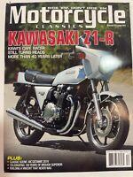 Motorcycle Classics Magazine November/December 2019