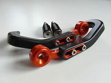 KTM 390 125 200 CNC Levier protection du DE FREIN guarts Kit Orange 13,5 -17,5mm