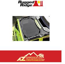 RUGGED RIDGE 13579.04 Eclipse Sun Shade Black For 07-17 Jeep Wrangler JK