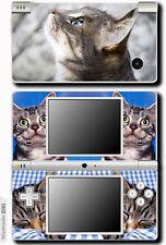 Cat Cute Pets SKIN DECAL STICKER FOR NINTENDO DSi #1