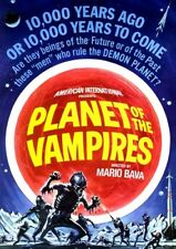 Planet of the Vampires [New DVD]