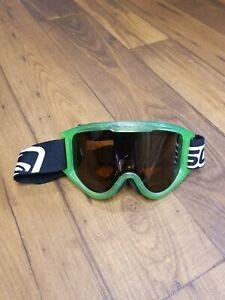 SCOTT Ski & Snowboard Goggles Clear Green