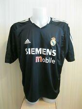 Real Madrid 2004/2005 away 2XL Adidas shirt jersey maillot football soccer XXL