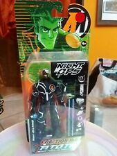 Gioco Action Figure hasbro action man Atom Night Ops King 2005 Nuovo collezione