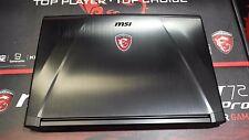 """MSI 14"""" GS43VR Phantom Pro Intel i7-7700HQ Nvidia GTX1060 16GB DDR4 128 SSD +1TB"""