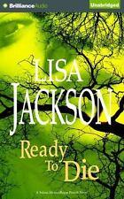Selena Alvarez/Regan Pescoli: Ready to Die 5 by Lisa Jackson (2016, CD,...