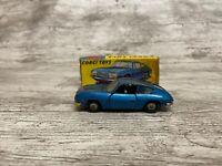 corgi no. 332 lancia fulvia sport zagato car in near Good con.& in.original box