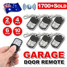 Universal Replacement Garage Door Car Gate Cloning Remote Control Key Fob 433