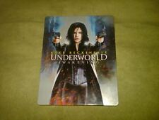 Underworld: Awakening, Steelbook 3D Blu-ray - Rare, Best Buy Exclusive