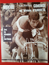 24/09/68 Miroir sprint n°1160 CYCLISME LES NATIONS GIMONDI LES OLYMPIQUES