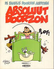 FAMILIE DOORZON 18 - ABSOLUUT DOORZON - Gerrit de Jager
