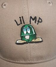 Embroidered Youth Ball Cap 'Lil MP' Military Police Khaki Brown Adjustable NWOT