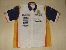 Shirt Maillot Sport F1 Formula 1 Renault Fernando Alonso Size M
