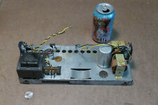 Tube amp output transformers & power supply for 6GW8 stereo or maybe  6T10 tube