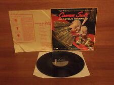 Bizet : Carmen Suite : Hampshire PSO - Cyril Holloway : Vinyl Album : GLP 366