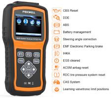 FOXWELL NT520 OBD2 Fault Code Reader Reset Diagnostic Tool Fits MERCEDES-BENZ