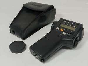 【EXCELLENT+5】 Minolta SpotMeter Spot Meter M Exposure Light Meter From JAPAN 696