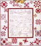 Winter Wonderland - fun winter stitchery & pieced quilt PATTERN