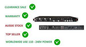 SM PRO IN5E USB AUDIO INTERFACE & STANDALONE MIXER 110/240v