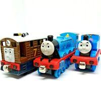 TOBY GORDON and THOMAS Take n Play Along Magnetic Thomas Trains Tram Bundle Set