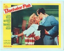 Rare Orig VTG 1962 Tuesday Weld Richard Beymer Bachelor Flat Movie Lobby Card