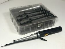 LaserSonics CO2 Laser Focusing Handpiece Coupler Assembly w/ Air Assist Nozzle