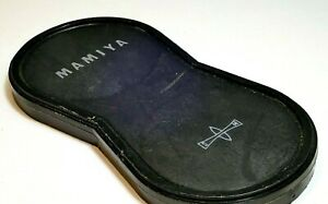 FRONT 42mm ID Mamiya Sekor Slip on CAP TLR for 8cm f2.8 chrome  seikosha
