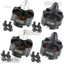 4 Pcs Mystery MY2204 2300 kV CW/CCW Thread Brushless Motor pour 250 Quadricopter