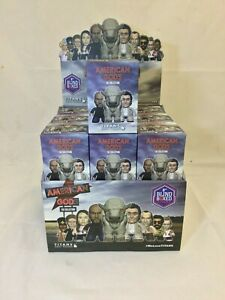 American Gods Titans: 18 x Collectible Figures In a Display Box