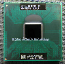 Intel Core 2 P8800 (SLGLR) 2.66GHz / 1066MHz / 3MB notebook processors