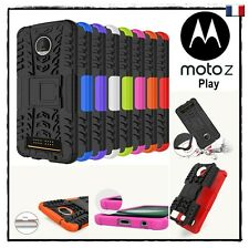 Case Cover Anti-shock Shockproof Hard PC Motorola Motorcycle Z Play