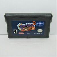 Spyro 2: Season of Flame (Nintendo Game Boy Advance, 2002) Tested Cartridge Only