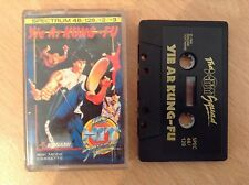 ZX Spectrum - Yie Ar Kung-Fu (Hit Squad)