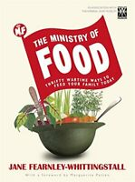The Ministry of Food: Thrifty wartime ways t... by Fearnley-Whittingsta Hardback