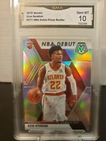 2019-20 Mosaic Cam Reddish Silver Prizm NBA Debut RC GMA 10 GEM MINT