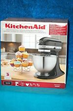 KITCHEN AID – K45SS 10 SPEED 4.5 QUART TILT HEAD STAND  FACTORY SEALED