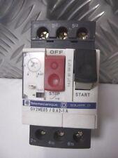 TELEMECANIQUE Schneider GV2-ME05 0.63-1A Thermal-Magnetic motor circuit breaker