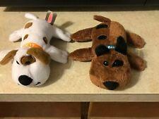 """Melissa & Doug PLUSH PUPPY DOG LOT Bandit-Spot 6"""" Mini Stuffed toy VGC"""